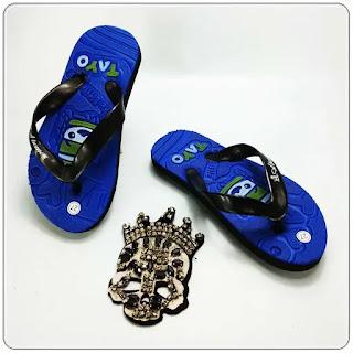 AMX Club Bola Simplek Anak grosir sandal murah