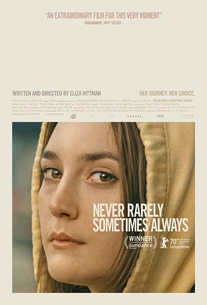 Nonton Download Film Never Rarely Sometimes Always (2020) Full Movie Sub Indo
