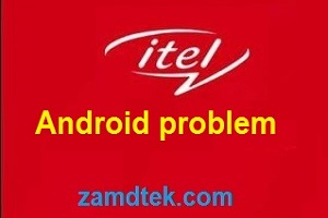 Itel A32F android shows enter privacy password without keyboard after flashing.