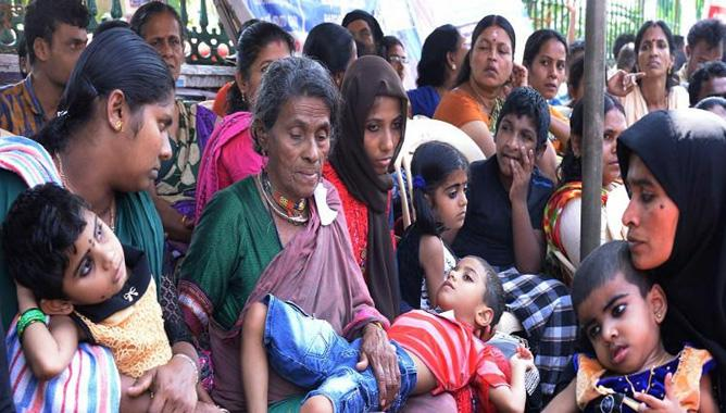 The government's assurances have not been fulfilled; Endosulfan victims in Kasargod agitated again,www.thekeralatimes.com
