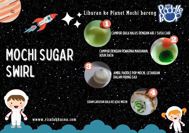 Mochi Sugar Swirl