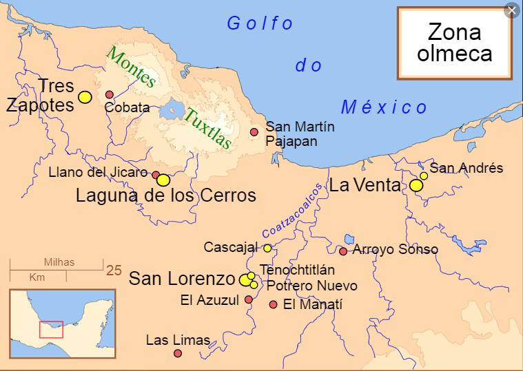 Cultura Olmeca | México