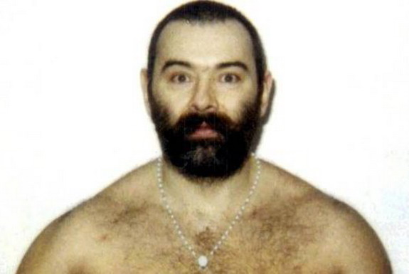 Tottenham fan Charles Bronson infamously dubbed Britain's most violent inmate