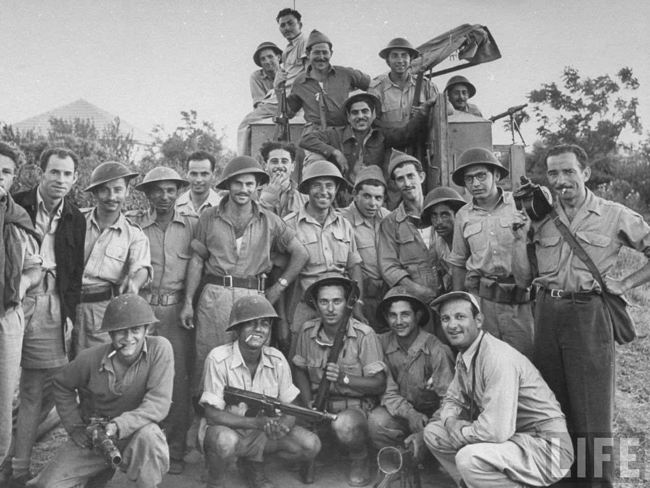 Jewish Legion: Israel Forge 71