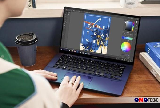 """VivoBook Ultra A412 """" Laptop ColorFul, Ringan dan Cepat """""""