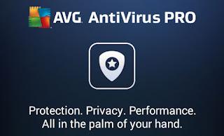 AVG Antivirus Pro Versi v5.4.1.1 Untuk HP dan Tablet Android