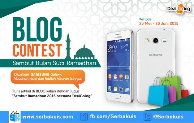 Sambut Ramadhan 2015 bersama DealGoing