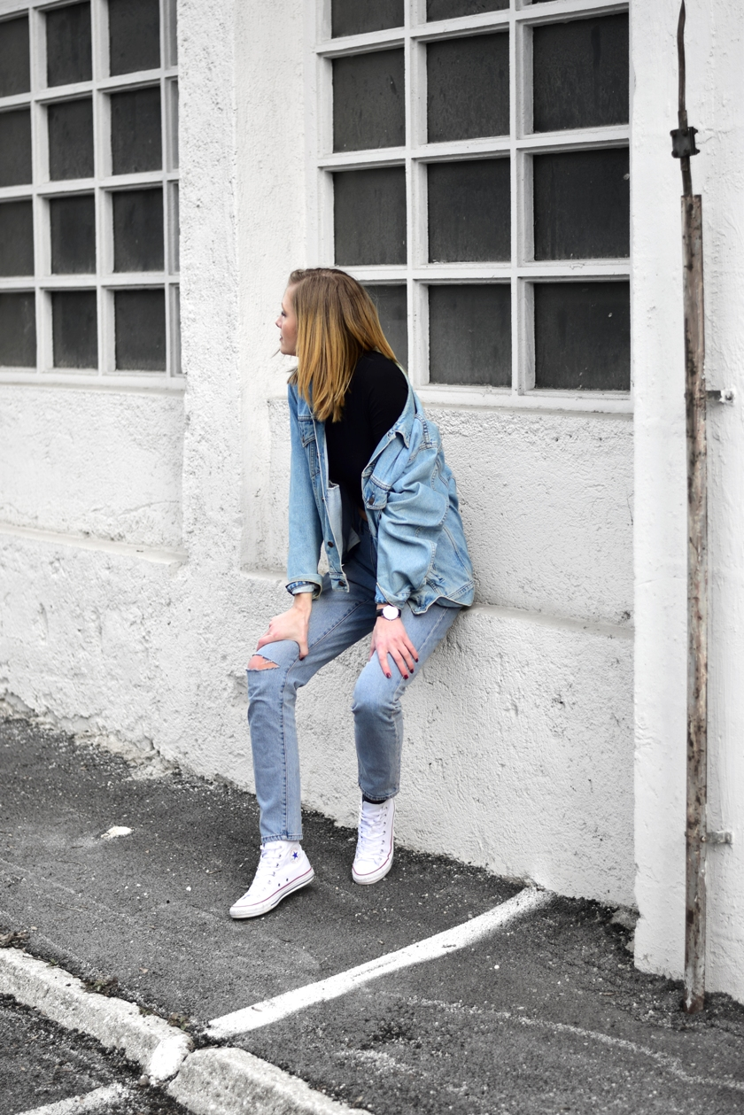 f07413b0c20be0 Secrets to awesome double denim outfits. - Katiquette