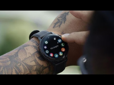 Galaxy Watch Active2: Official Introduction (with Roy Choi)