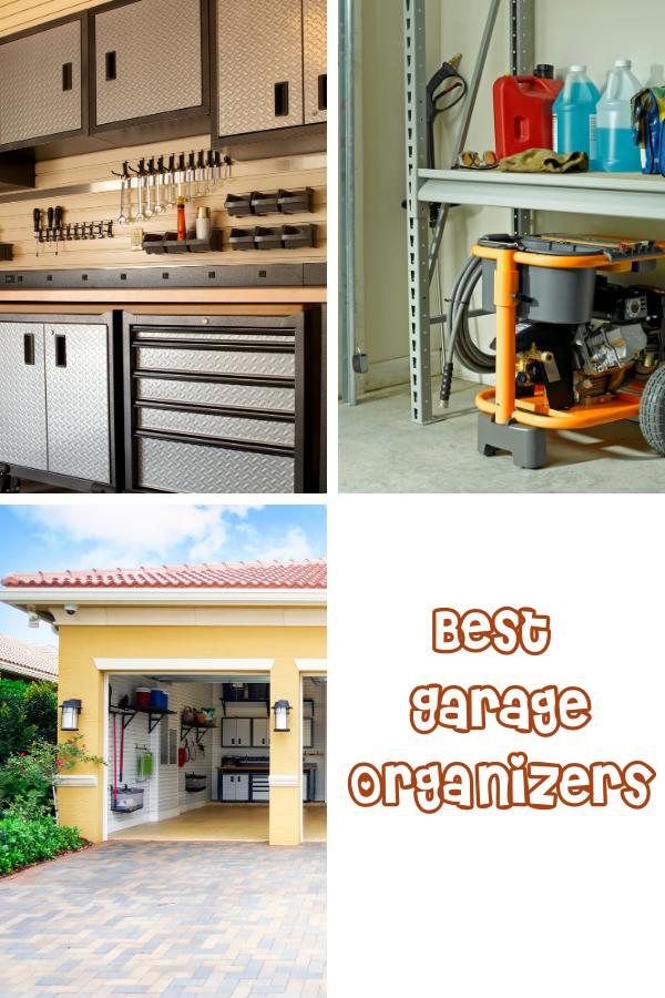 Home garage organization