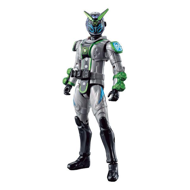 Harits Tokusatsu | Blog Tokusatsu Indonesia: RKF Rider Armor Series Kamen Rider Woz Official Images Revealed