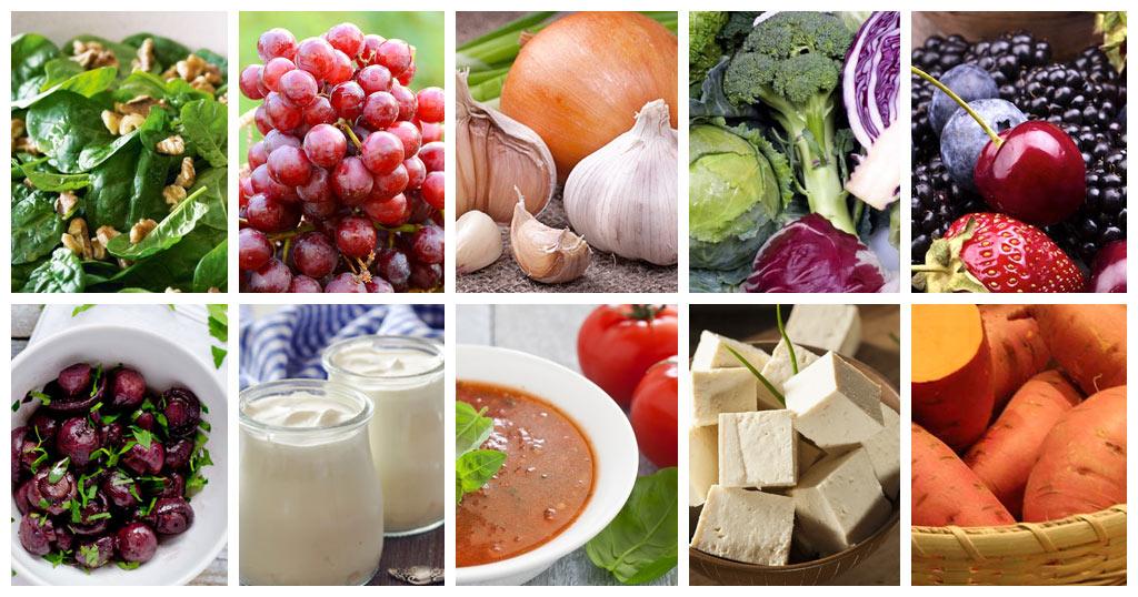 اغذية مفيدة للبنكرياس