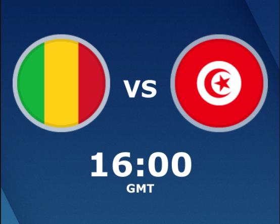 بث مباشر مباراة تونس ومالي