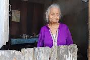 Numpang Di Gudang Warga, Nenek Sih Bertahan Hidup Dengan Belas Kasihan Para Tetangga