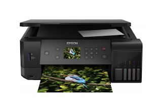 Epson EcoTank L7160 Driver Download