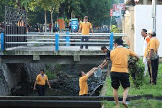 Aksi Nyata Peduli Sampah Pemerintah Kabupaten Lumajang