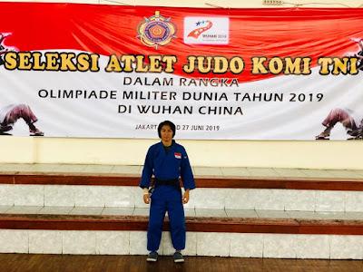 Sertu (K) Ni Kadek Anny Pandini Akan Berlaga di SEA Games dan CSIM Olympiade Military World Games