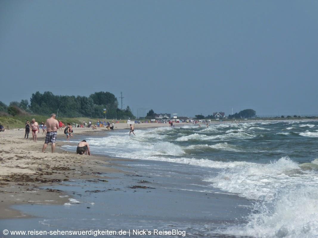 Ostseee - Strand in Schönhagen