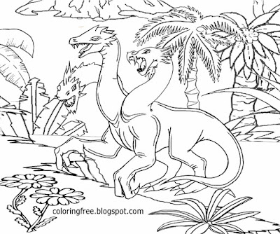 hydra coloring pages for teenagers coloring pages