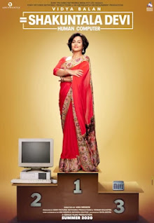Shakuntala Devi Movie Posters