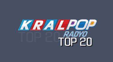 Kral POP Radyo Top 20