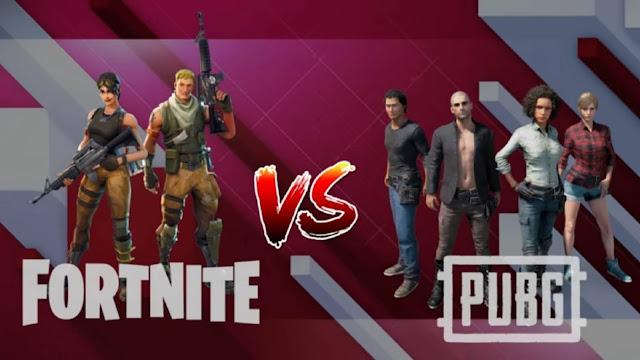PUBG vs Fortnite: कौन है बेहतर और क्यों?