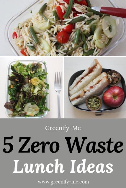 Zero Waste Lunch Ideas