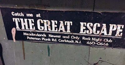 The Great Escape rock club in Carlstadt, New Jersey