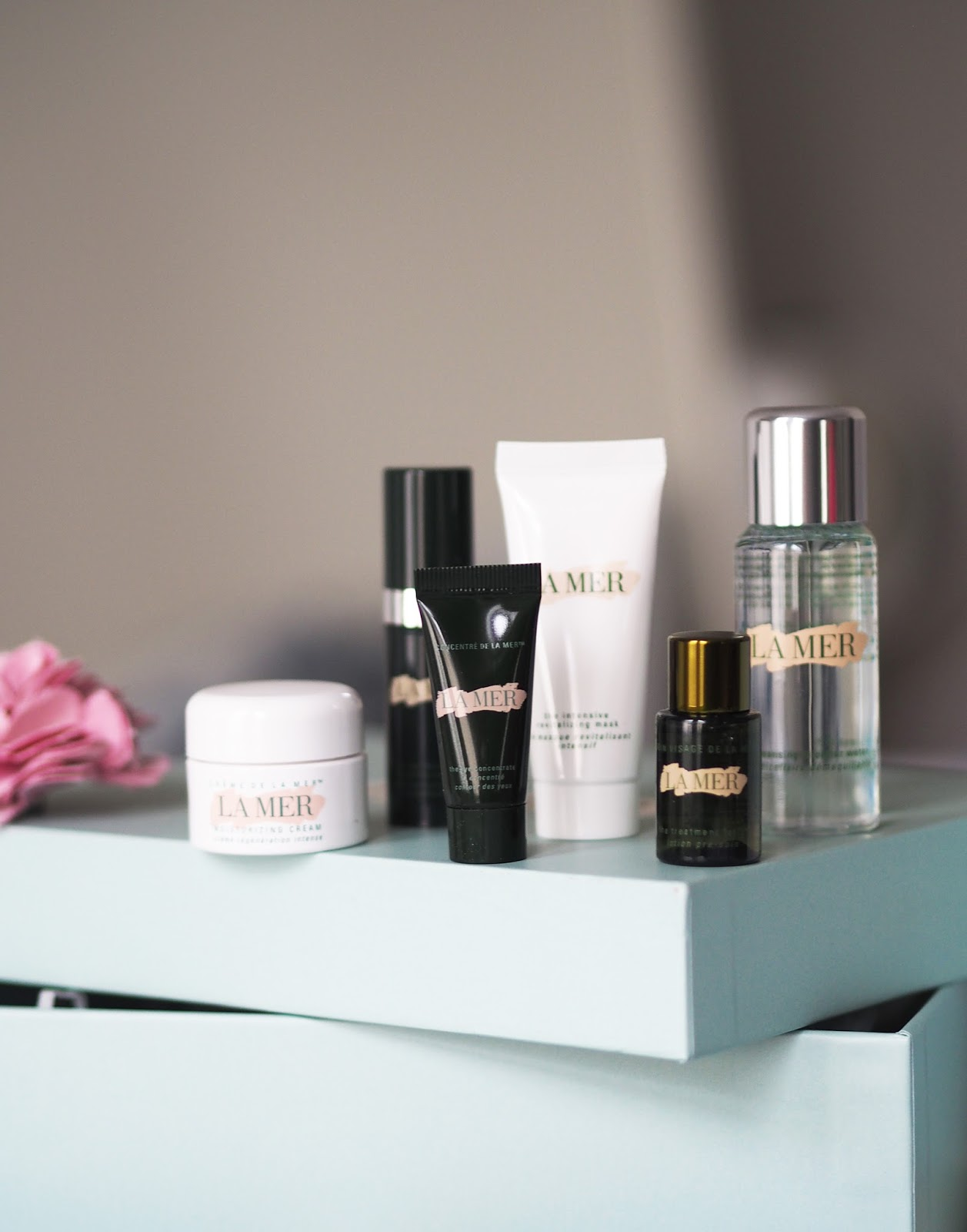 Glossybox La Mer limited edition box contents and review