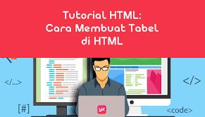 Gambar Tabel HTML