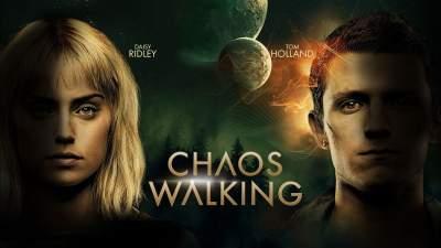 Chaos Walking 2021 Full Movie Hindi English Telugu Tamil 480p HD