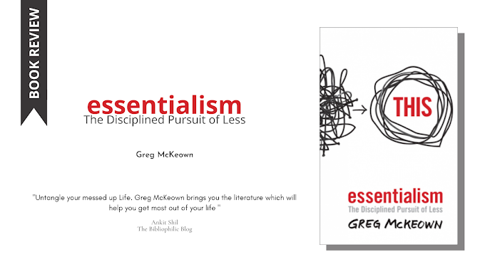 [BOOK REVIEW] Essentialism - Greg McKeown