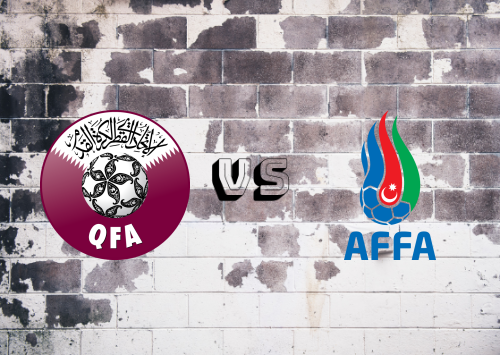 Qatar vs Azerbaiyán  Resumen