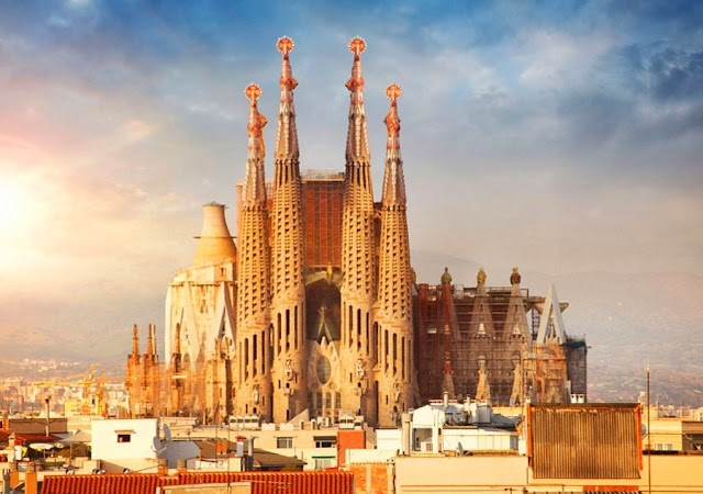 The most sophisticated cathedral in the world for more than 130 years has not been completed