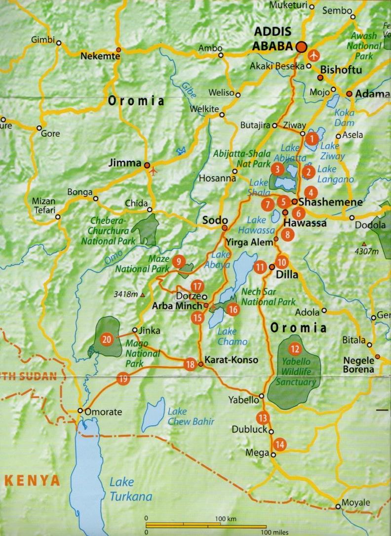 Etiope sito di incontri americani