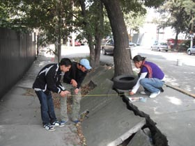 subsidence in mexico city