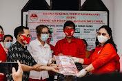 TP PKK Sulut Terus Realisasikan Gebrak Masker, Kali ini di Manado dan Minut