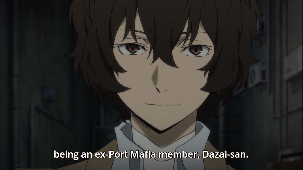 A Field of Several Stars : Bungou Stray Dogs - Episode 3