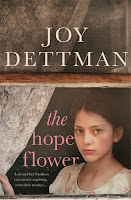 The Hope Flower by Joy Dettman book cover