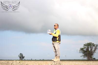 pilot drone jasa survey pemetaan