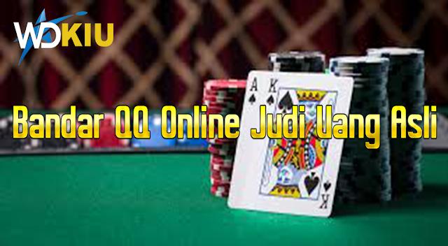 Bandar QQ Online Judi Uang Asli