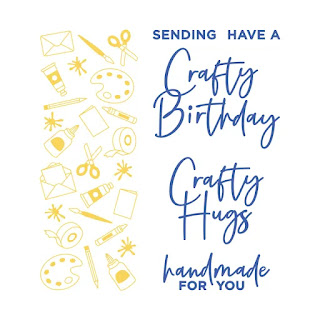 Have a Crafty Day Foil Kit of the Month