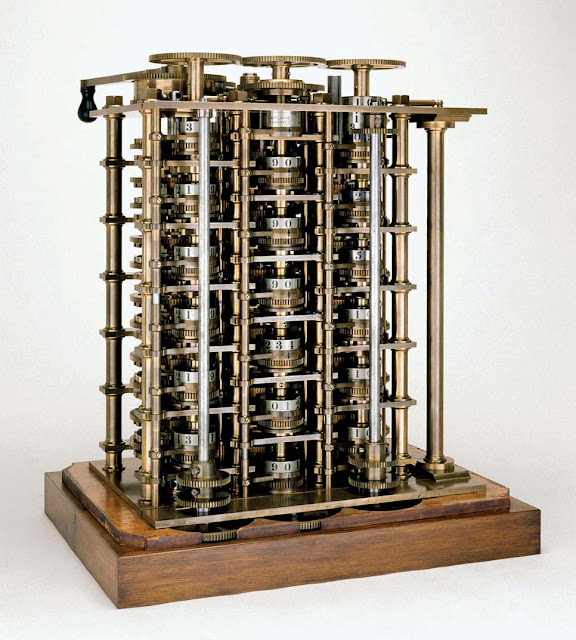 The Difference Engine in hindi