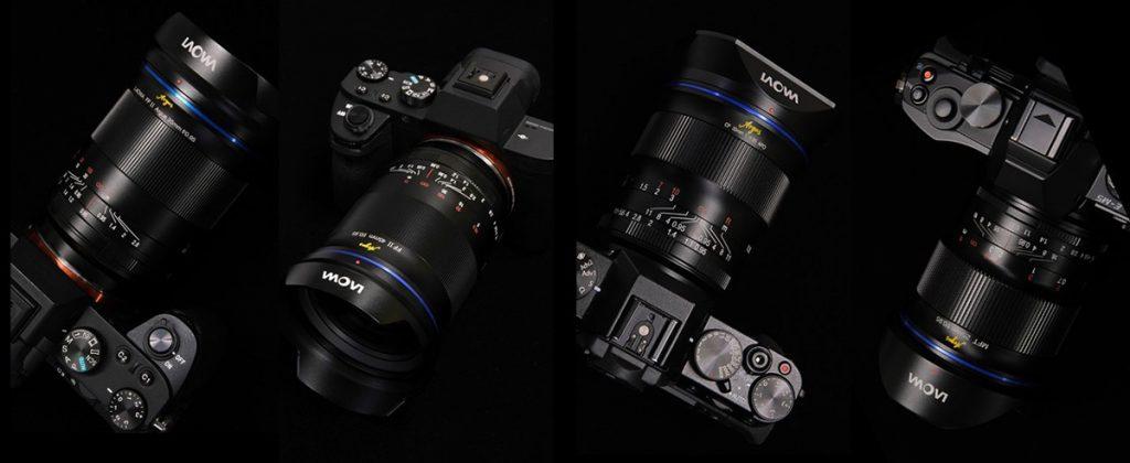 Фотоаппараты с объективами Laowa
