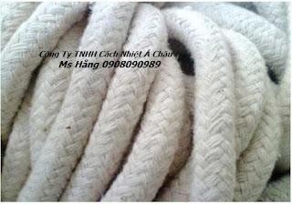 Dây sợi gốm Ceramic chịu nhiệt, chống cháy   Cách nhiệt Á Châu Day_soi_gom-1085669j18786