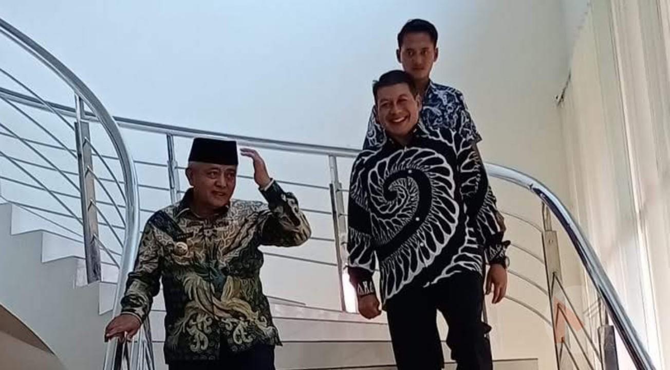Didik Optimis Bisa Raih 70 Persen Suara Pada Pilkada Kabupaten Malang