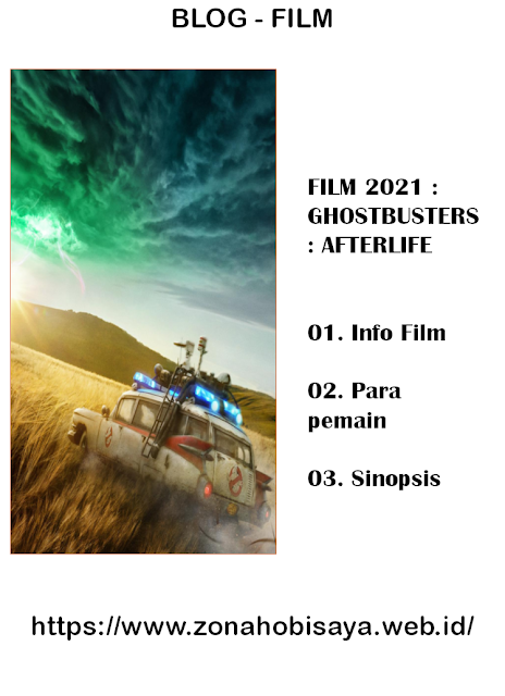 FILM 2021 : Ghostbusters: Afterlife