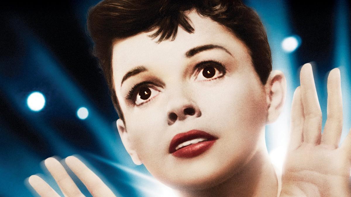 Nasce uma estrela (1954) com Judy Garland,