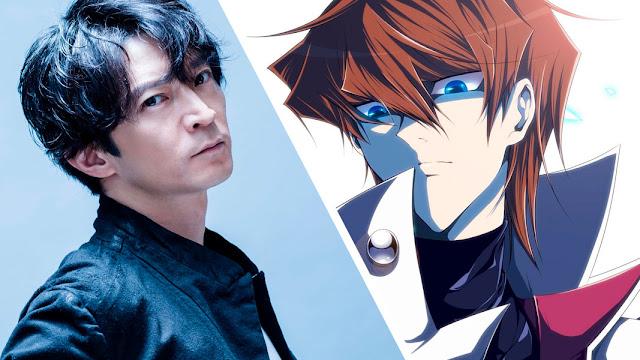 Kenjiro Tsuda, Voiced by Seto Kaiba tells of how anime saved his life