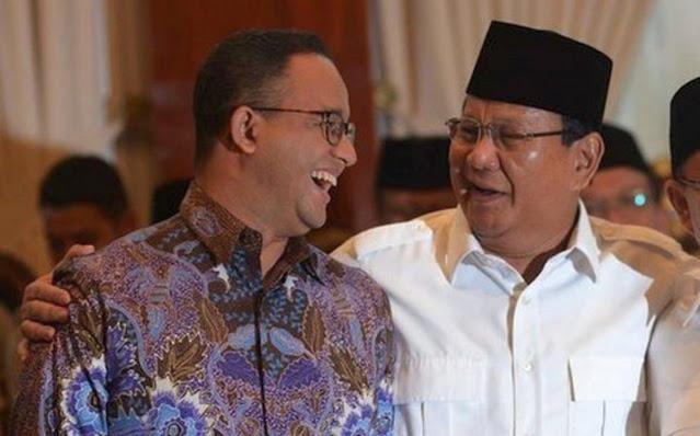 Anies dan Gerindra Diprediksi Bakal Pecah Kongsi Jika Pilkada DKI Digelar 2022